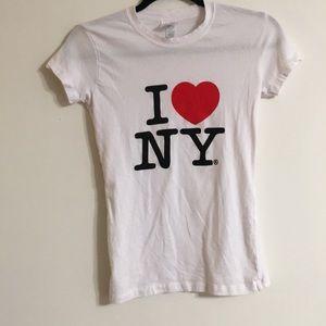 """I ❤️NY"" tshirt"